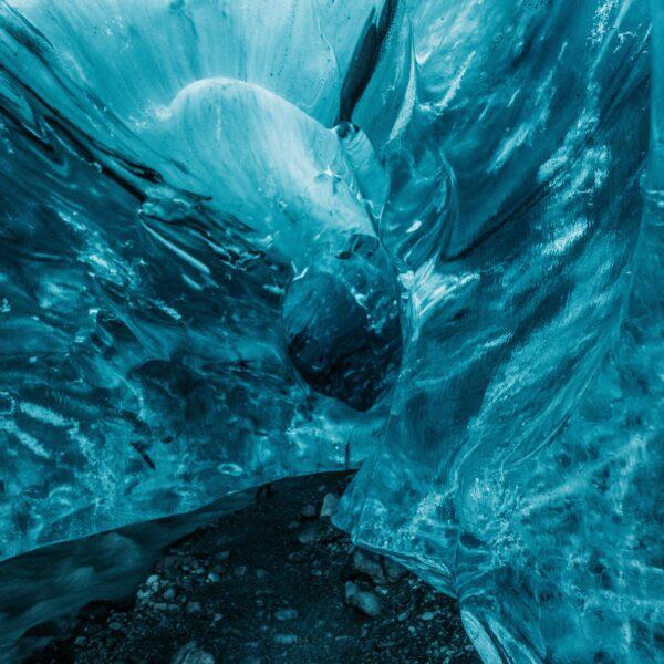 tunnel di ghiaccio islanda
