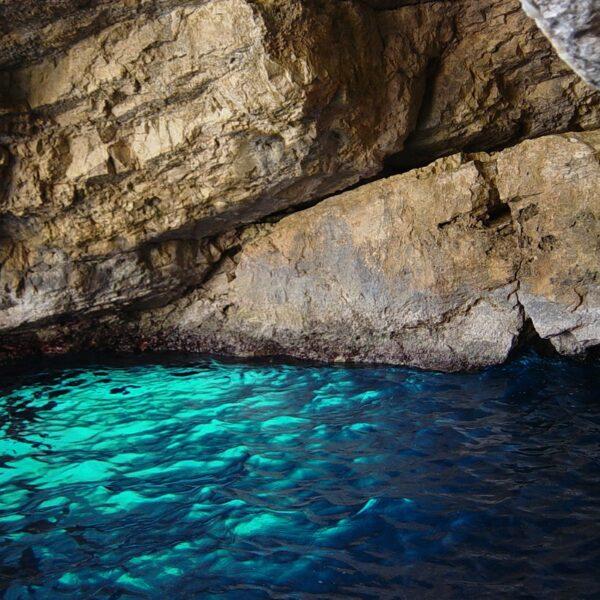 grotta azzurra italia