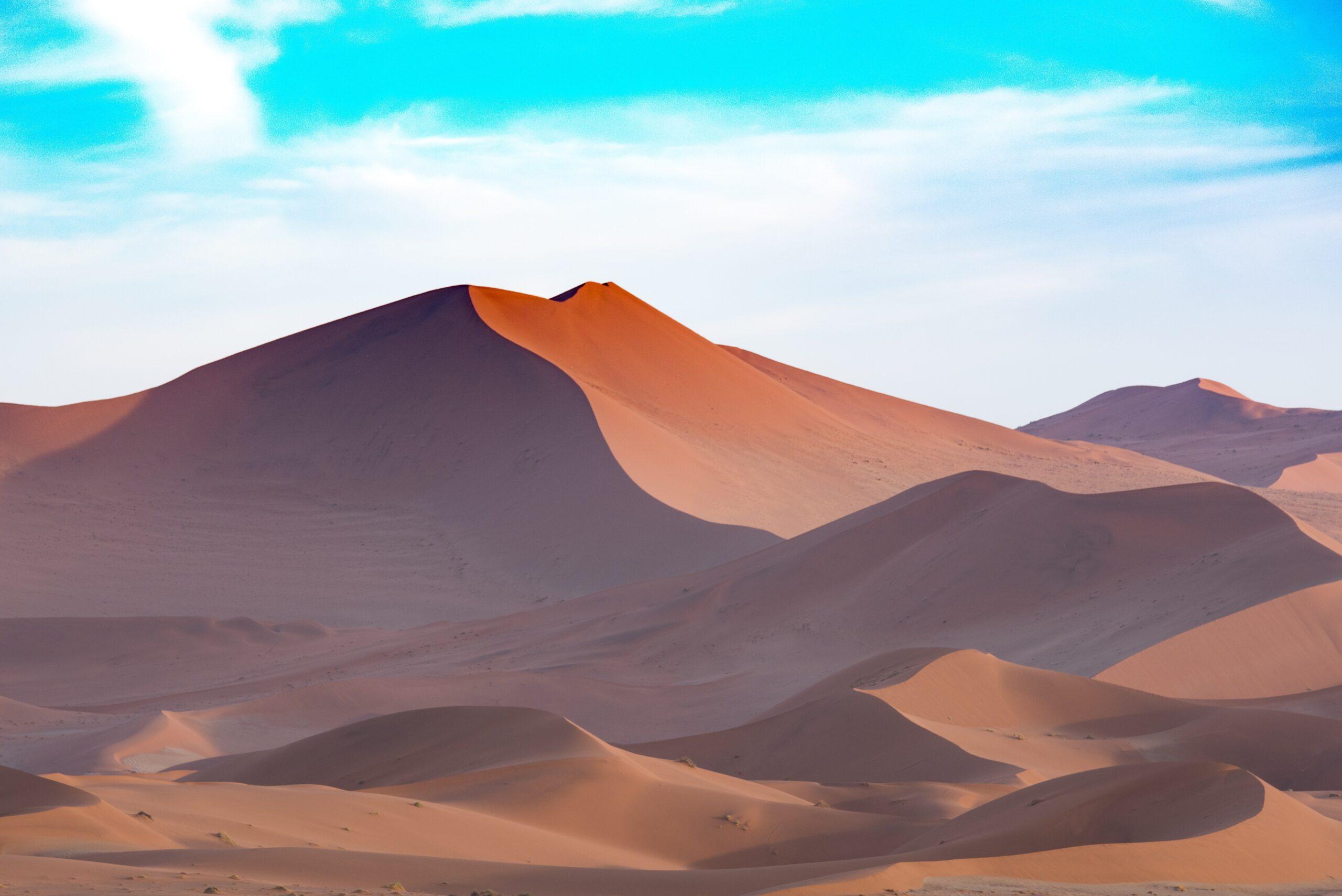 dune della namibia