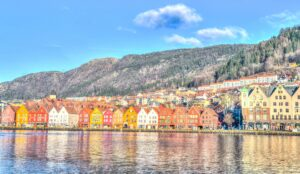 lungomare case norvegia