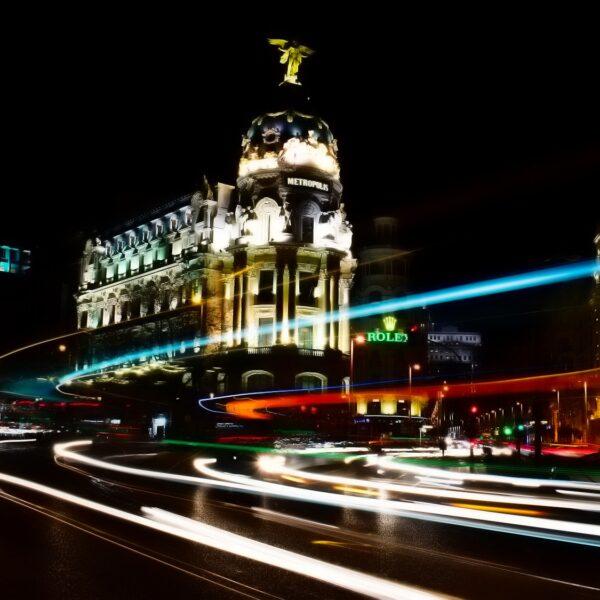 città notte