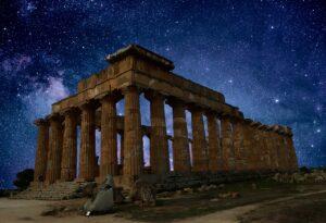 tempio antico agrigento